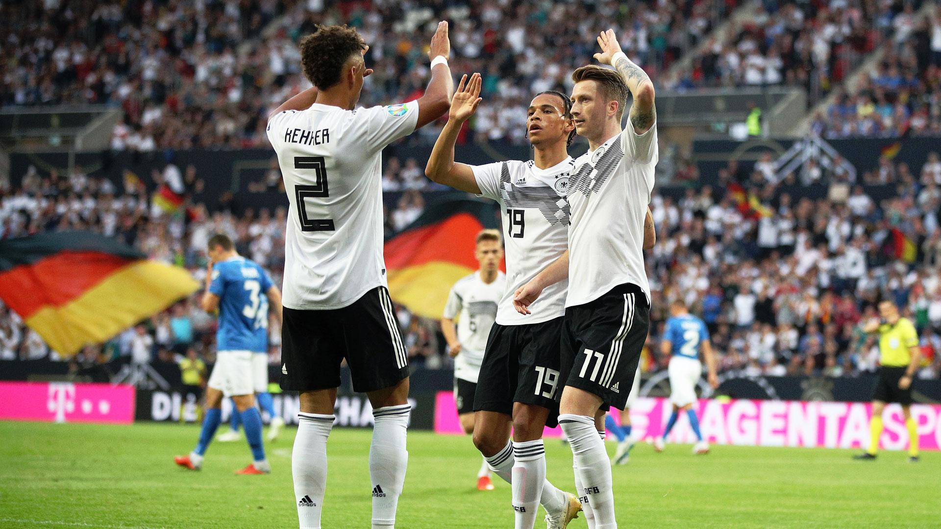 Deutschland Vs WeiГџrussland