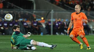 Arjen Robben 2010 World Cup