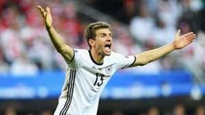 Thomas Muller Germany Euro 2016