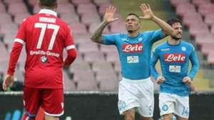 Allan Napoli SPAL Serie A