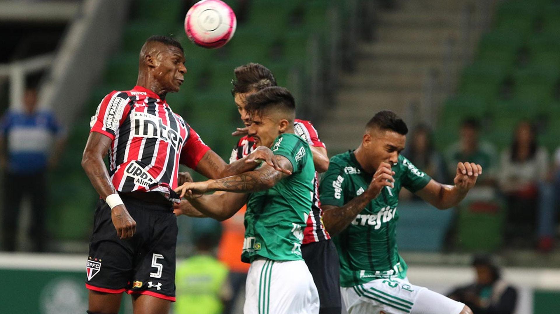 Arboleda Thiago Martins Antonio Carlos Palmeiras São Paulo 08032018 Paulista