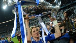 ernando Torres Chelsea Champions League 2012