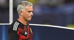 Jose Mourinho Real Madrid UEFA Super Cup