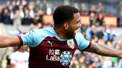 Aaron Lennon Burnley 2018-19