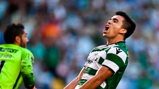 Marcos Acuna Sporting CP