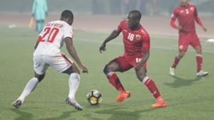 Saihou Jagne Shillong Lajong Aizawl FC I-League 2017-18