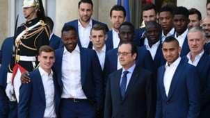 France Elysée Hollande Euro 2016