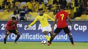 Mohamadou Sumareh, Timor Leste v Malaysia, 2022 World Cup qualification, 11 Jun 2019
