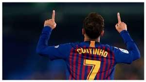 Coutinho Villarreal Barcelona LaLiga