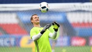 euro 2016 - manuel neuer - germany training - 20062016