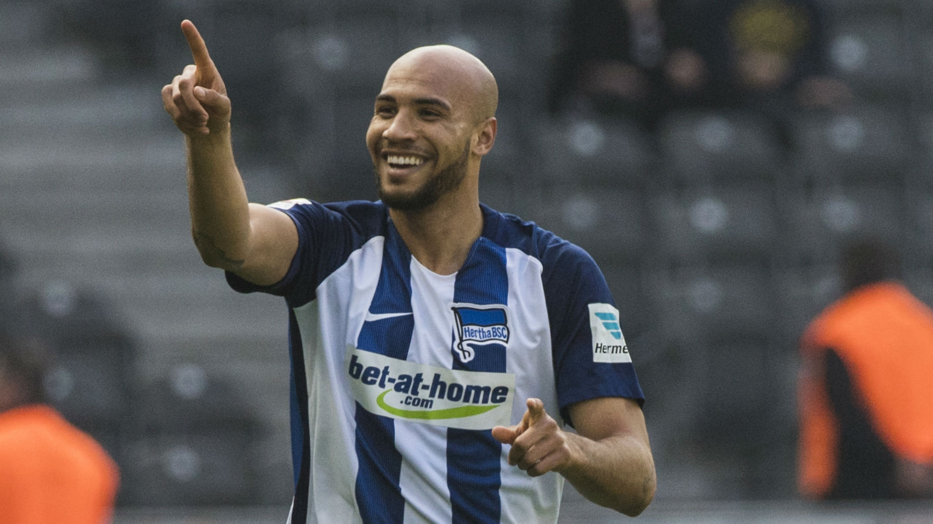 John Brooks Hertha BSC Bundesliga 040917