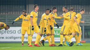 Juventus celeb Verona