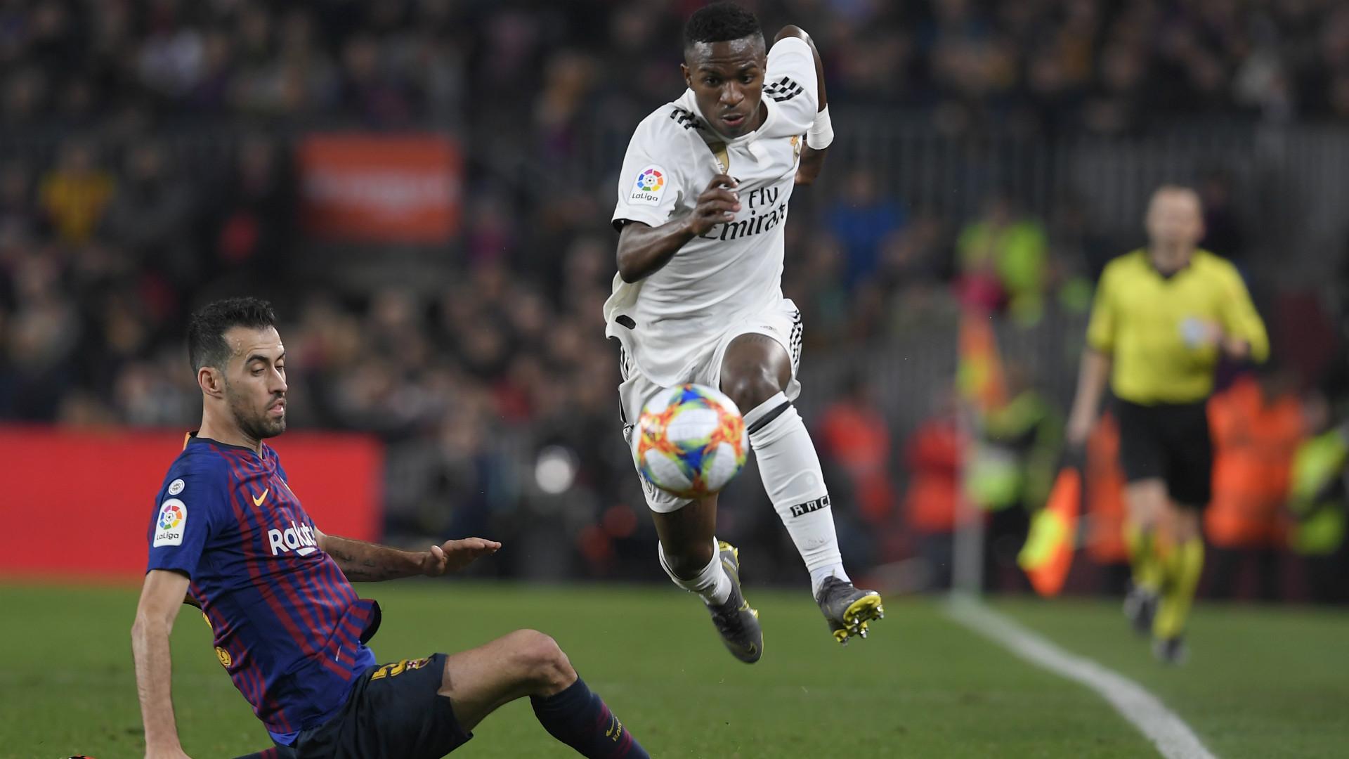 Barça y Madrid empatan; definirán al finalista en el Bernabéu