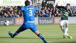 PEC Zwolle - Feyenoord, Eredivisie 03182018