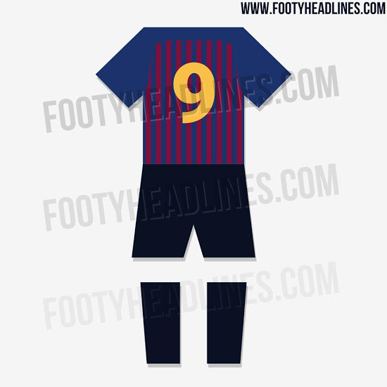 Possible Barcelona 1819 kit