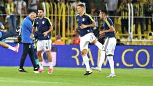 Mauricio Isla Martin Skrtel Fenerbahce Trabzonspor 200817