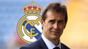 Julen Lopetegui Real Madrid