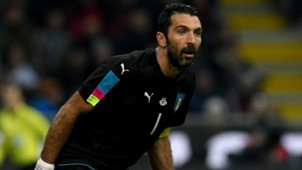Gigi Buffon Italy Germany