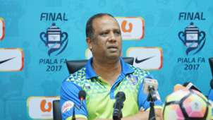 Dollah Salleh, Pahang, FA Cup, 20/05/2017