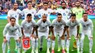 Chile Rusia Lineup 090617