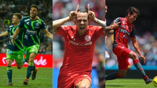 Jugadores destacados Liga MX