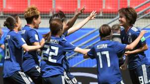 Japan Scotland Womens World Cup 06142019