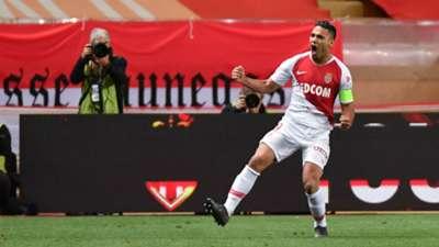 Radamel Falcao Monaco - Amiens SC Ligue 1 18052019