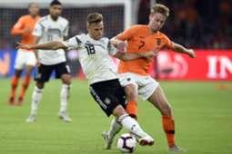 Deutschland Kimmich Niederlande Frenckie De Jong