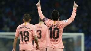 Lionel Messi Barcelona 08122018