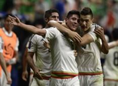 mexico gol sepulveda curazao copa oro 2017
