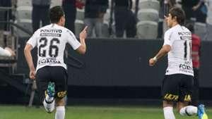 Rodriguinho Romero Corinthians Botafogo Brasileirao Serie A 18072018