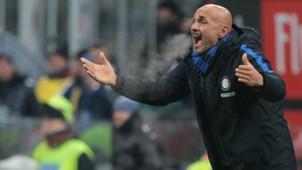Spalletti Inter Italian Cup