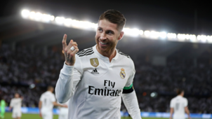 Sergio Ramos Real Madrid 2018-19