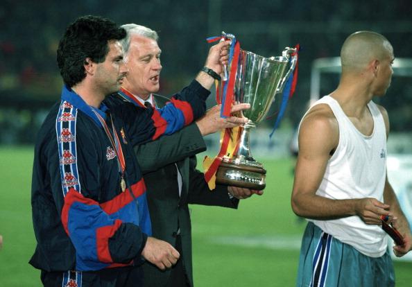 Mourinho  ronaldo 1997