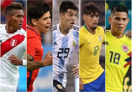 Las 10 perlas 'ocultas' a seguir en la Copa América