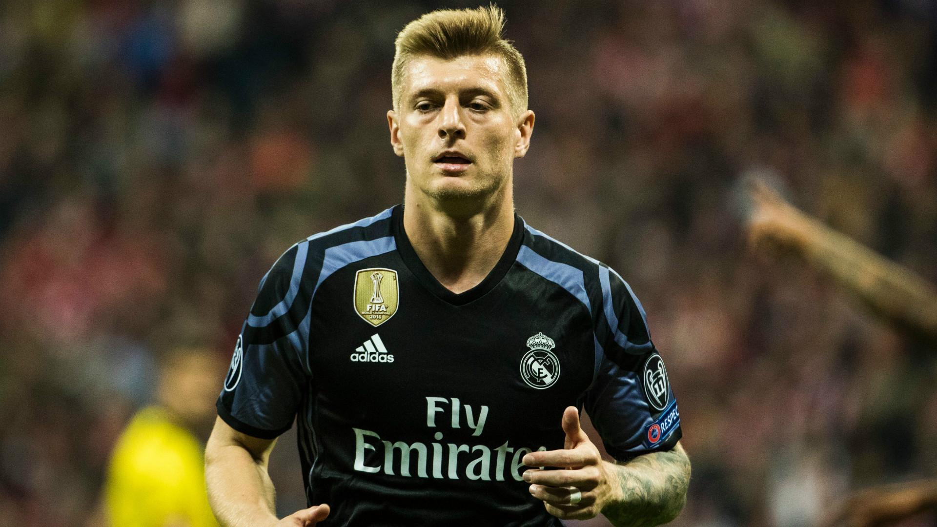 Toni Kroos Real Madrid Champions League