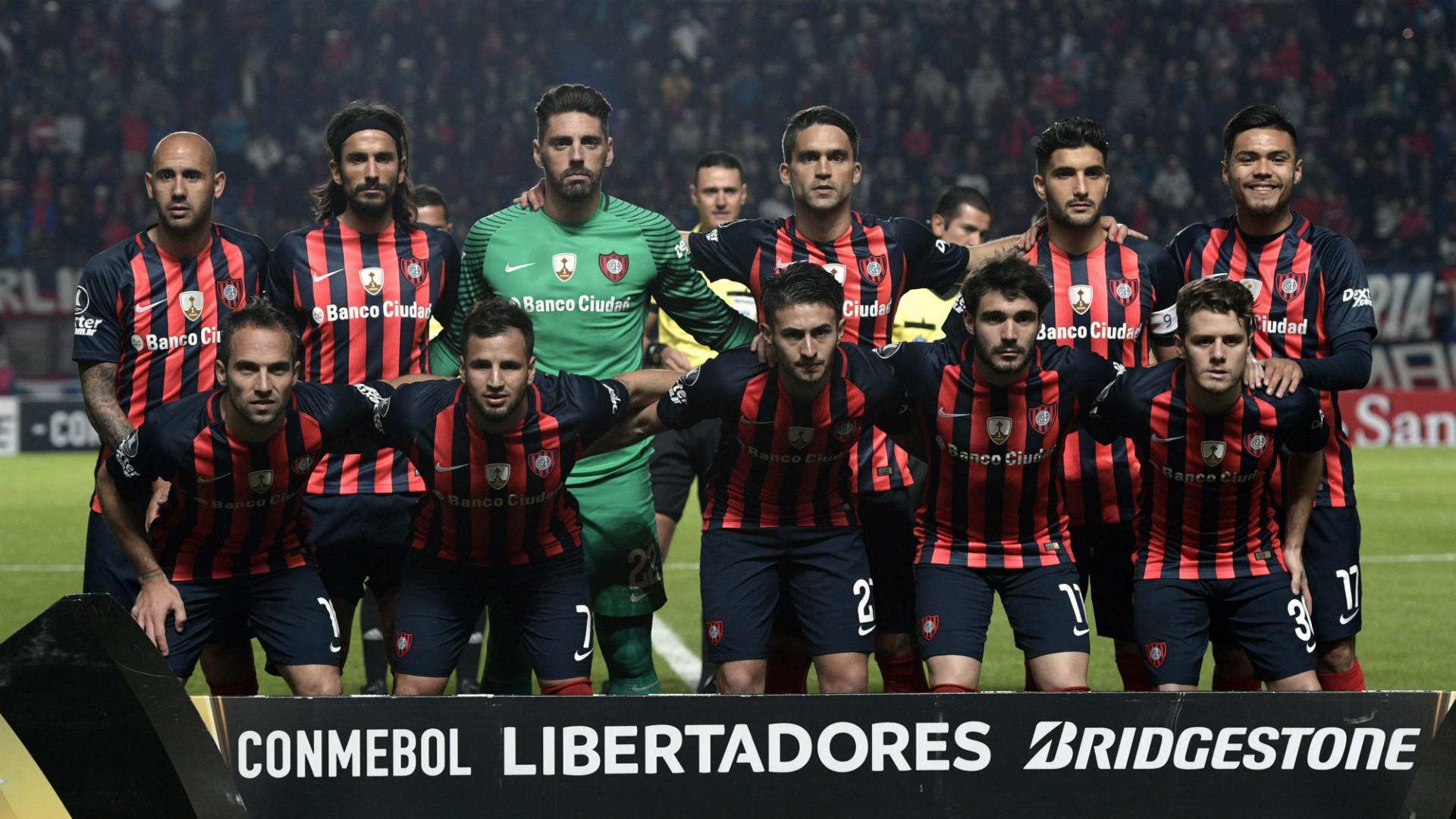 San Lorenzo Lanus Cuartos de final Copa Libertadores 2017