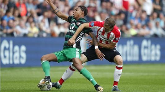 PSV - Feyenoord, Eredivisie 09172017