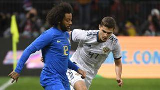 Marcelo Roman Zobnin Brazil Russia International friendly 23032018
