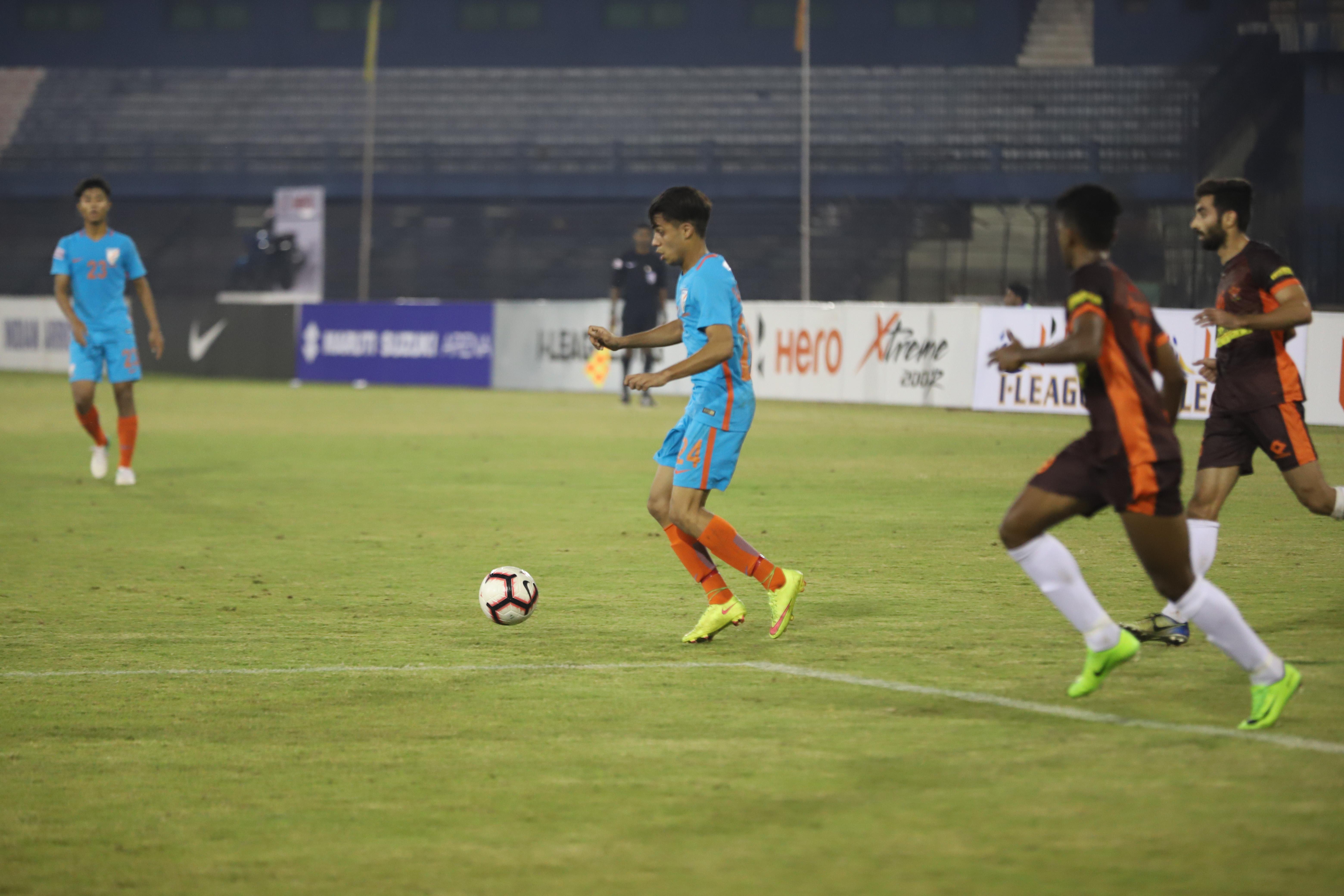 Vikram Pratap Singh Indian Arrows