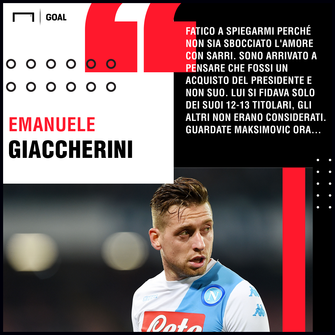 Giaccherini PS