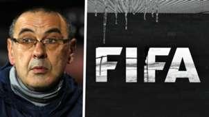 Maurizio Sarri Chelsea FIFA