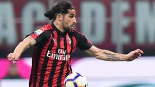 Ricardo Rodriguez AC Mailand