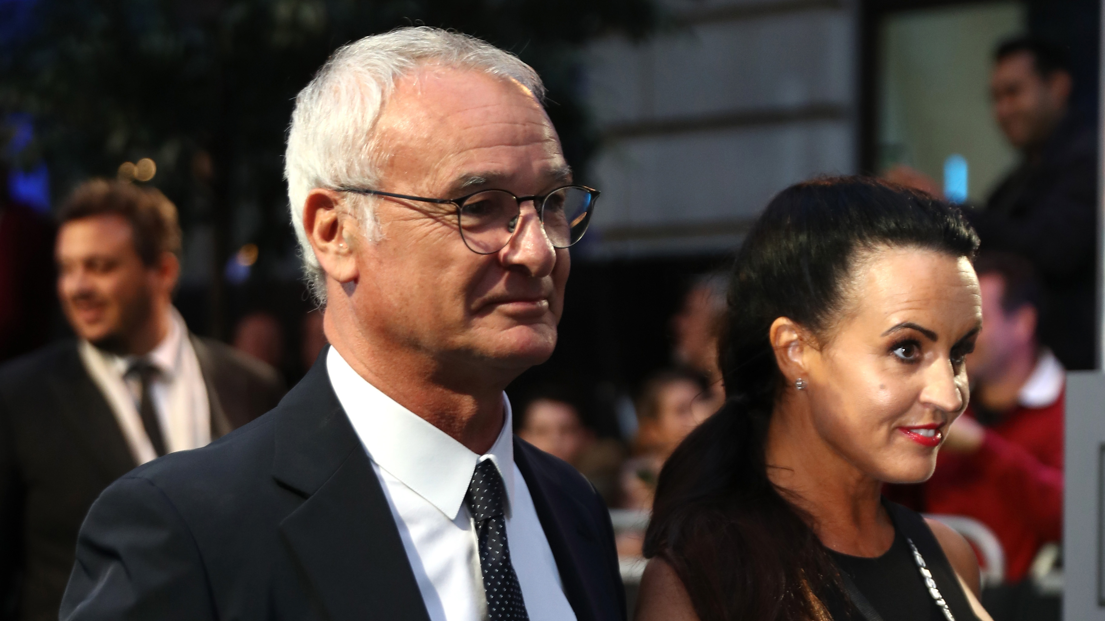 Nantes manager Claudio Ranieri