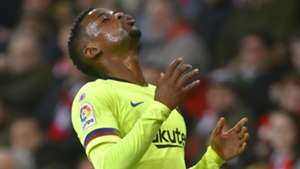 SEMEDO ATHLETIC CLUB BARCELONA LALIGA