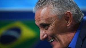 Tite Brazil Switzerland World Cup 17062018