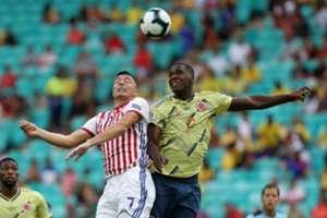 Cristian Zapata Colombia - Paraguay Copa América 2019