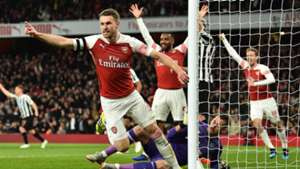 Aaron Ramsey FC Arsenal