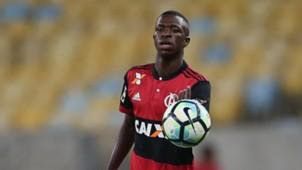 Vinicius Junior Flamengo Atletico-MG Brasileirao Serie A 13052017