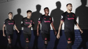 Everton Away Kit 2018/19